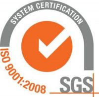SGS system certification logo